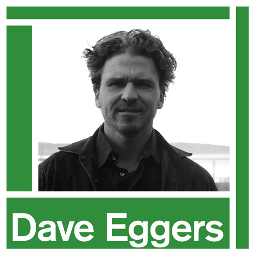 BABEL - Dave Eggers - Just Buffalo Literary Center