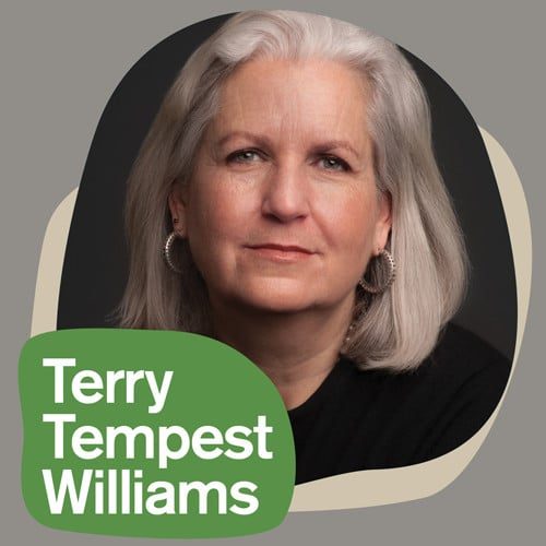 Terry Tempest Williams - BABEL - Just Buffalo Literary Center - Buffalo, NY