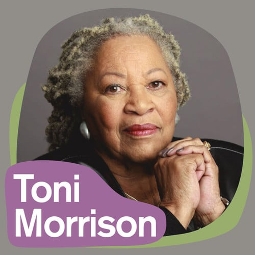 Toni Morrison - BABEL - Just Buffalo Literary Center - Buffalo, NY