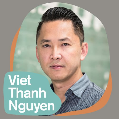 Viet Thanh Nguyen - BABEL - Just Buffalo Literary Center - Buffalo, NY