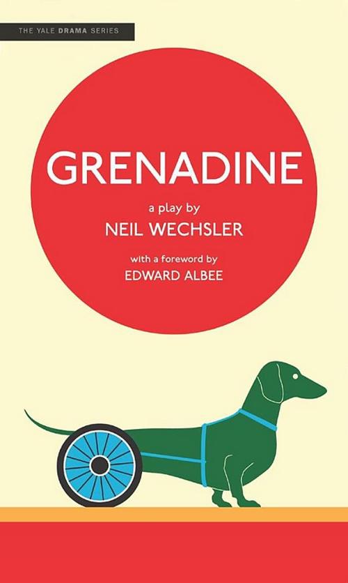 Neil Wechsler - Grenadine - Just Buffalo Literary Center