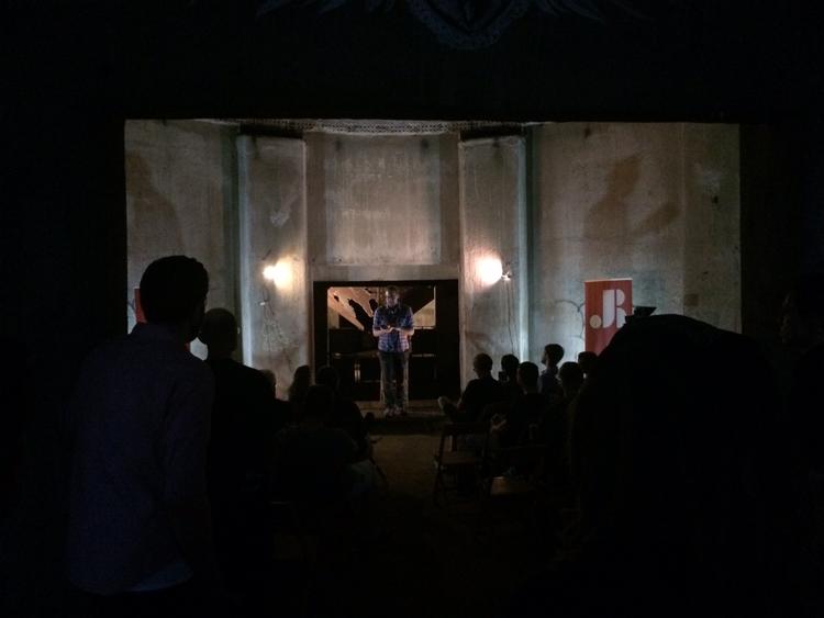 Zachary Schomburg - 2015 Silo City Reading Series - Just Buffalo Literary Center