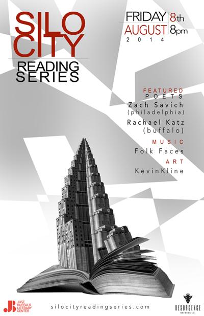 Silo City Reading Series 080814
