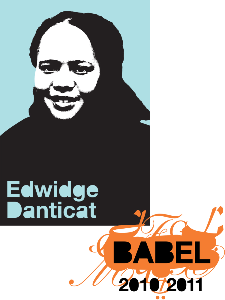 Edwidge Danticat - BABEL - Just Buffalo - Buffalo, NY