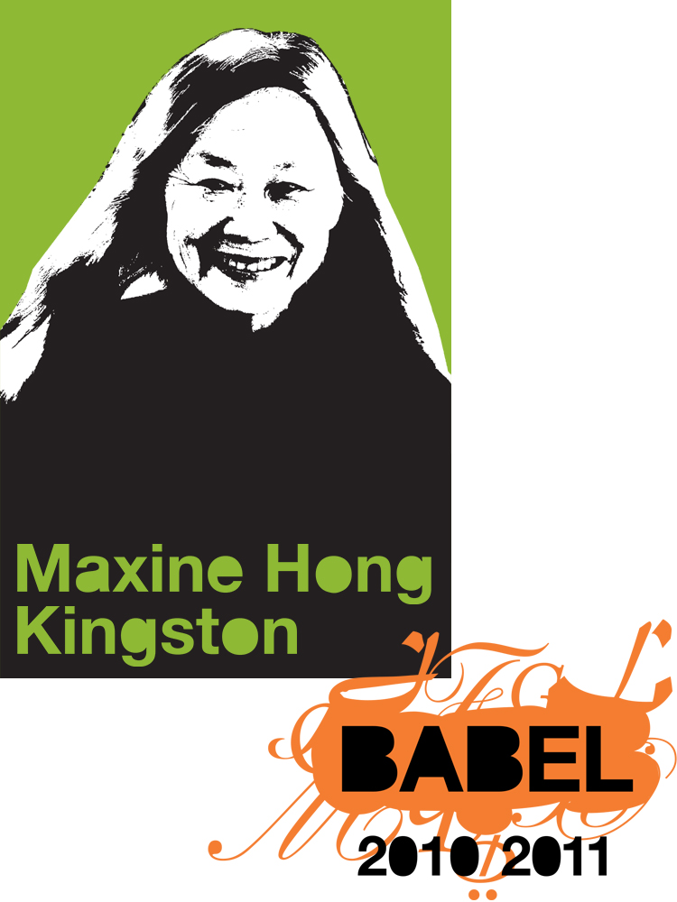 Maxine Hong Kingston - BABEL - Just Buffalo - Buffalo, NY