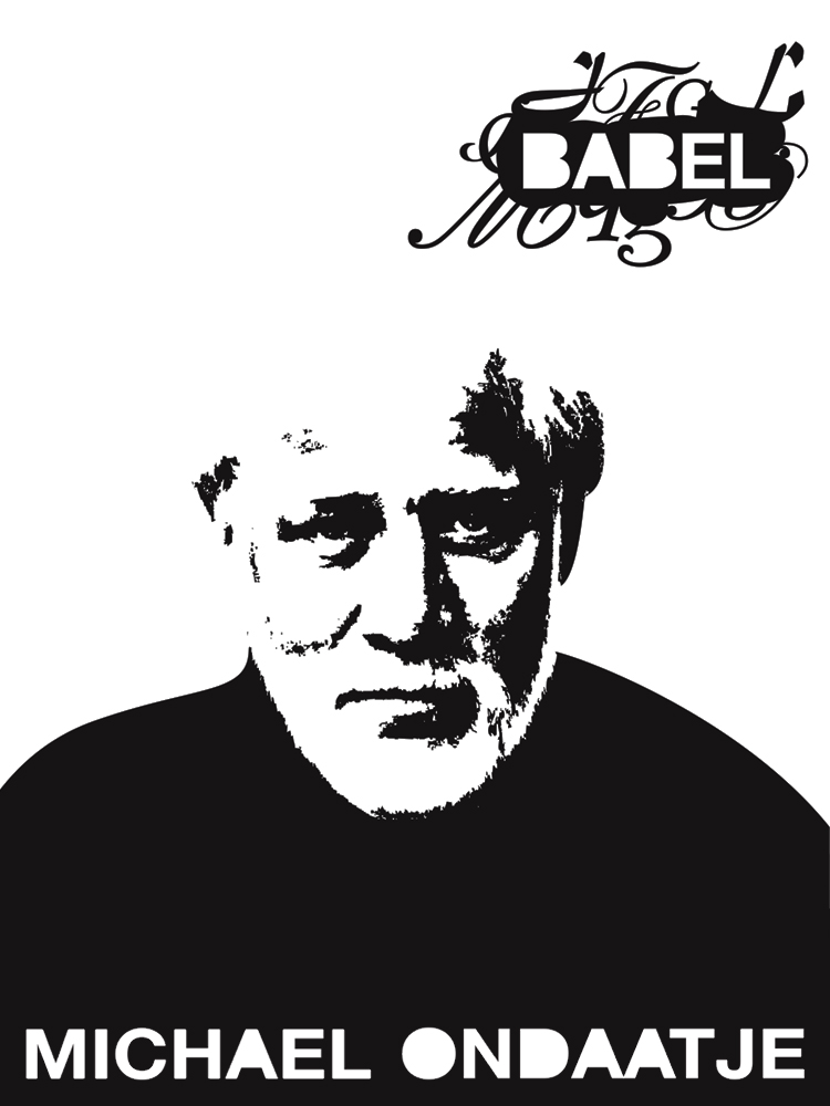Michael Ondaatje - BABEL - Just Buffalo - Buffalo, NY
