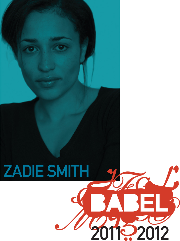 Zadie Smith - BABEL Just Buffalo - Buffalo, NY