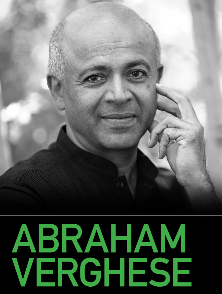 BABEL - Abraham Verghese - Just Buffalo Literary Center