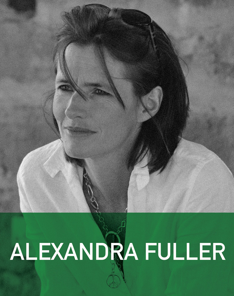 BABEL - Alexandra Fuller - Just Buffalo Literary Center