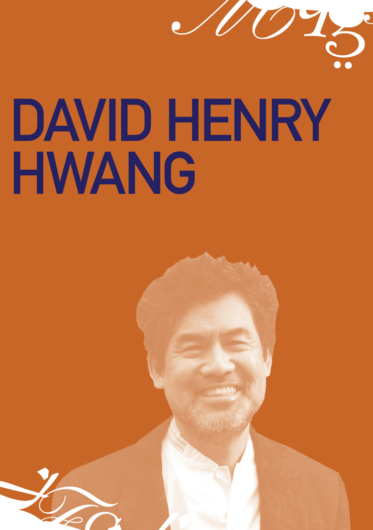 BABEL - David Henry Hwang - Just Buffalo Literary Center