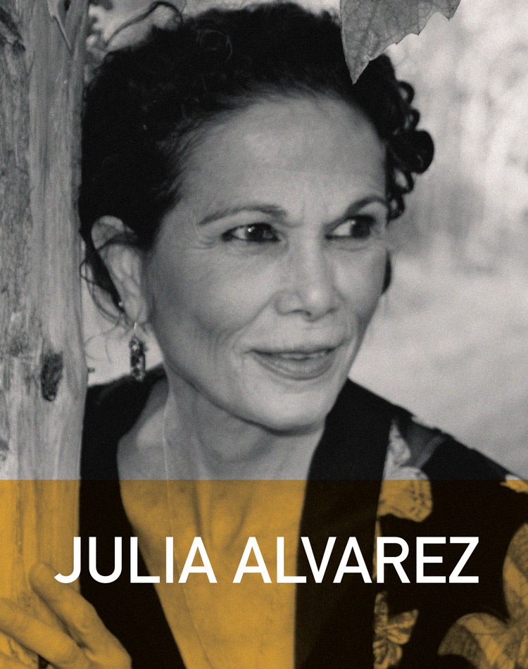 BABEL - Julia Alvarez - Just Buffalo Literary Center