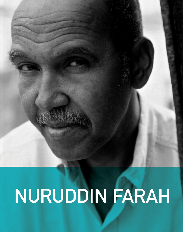 BABEL - Nuruddin Farah - Just Buffalo Literary Center