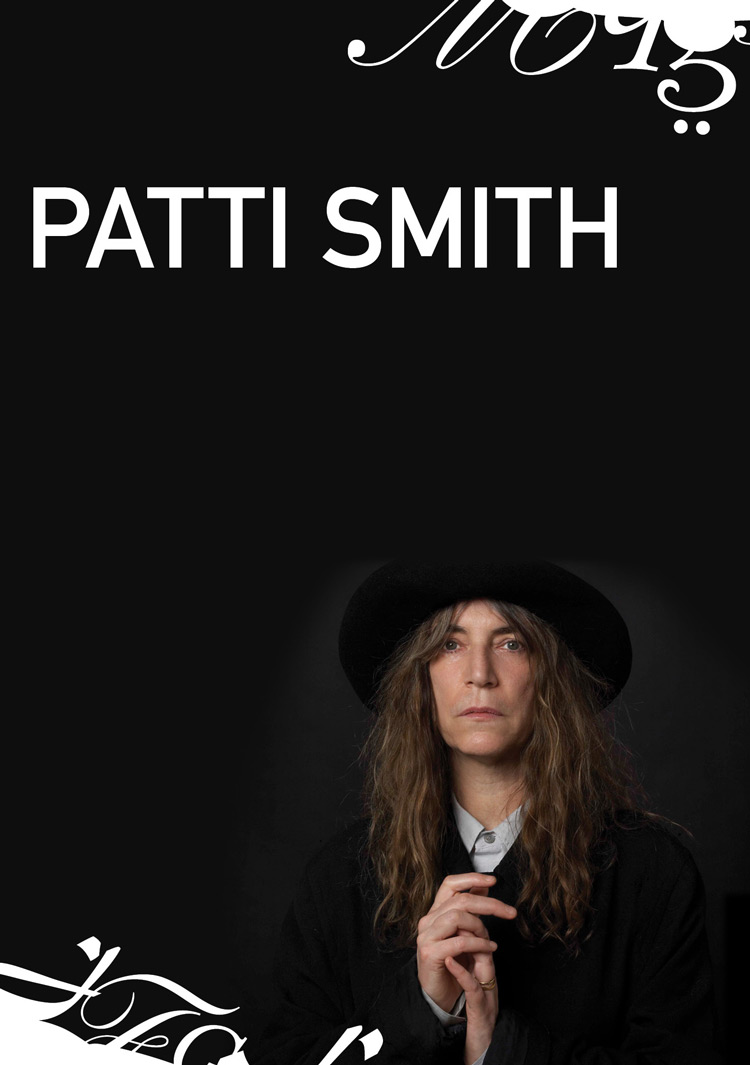 BABEL - Patti Smith - Just Buffalo Literary Center