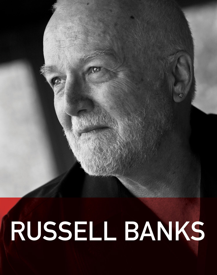 BABEL - Russell Banks - Just Buffalo Literary Center