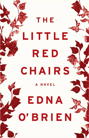BABEL - The Little Red Chairs - Edna O'Brien - March 24, 2017 - Just Buffalo Literary Center