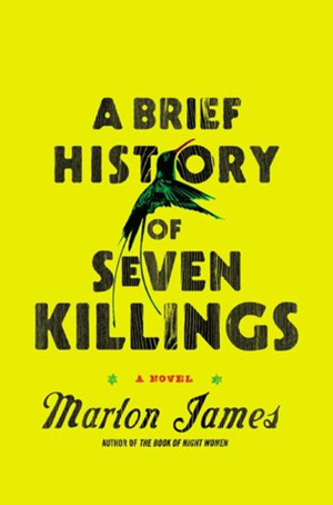 BABEL - A Brief History Of Seven Killings - Marlon James - October 19, 2016 - Just Buffalo Literary Center
