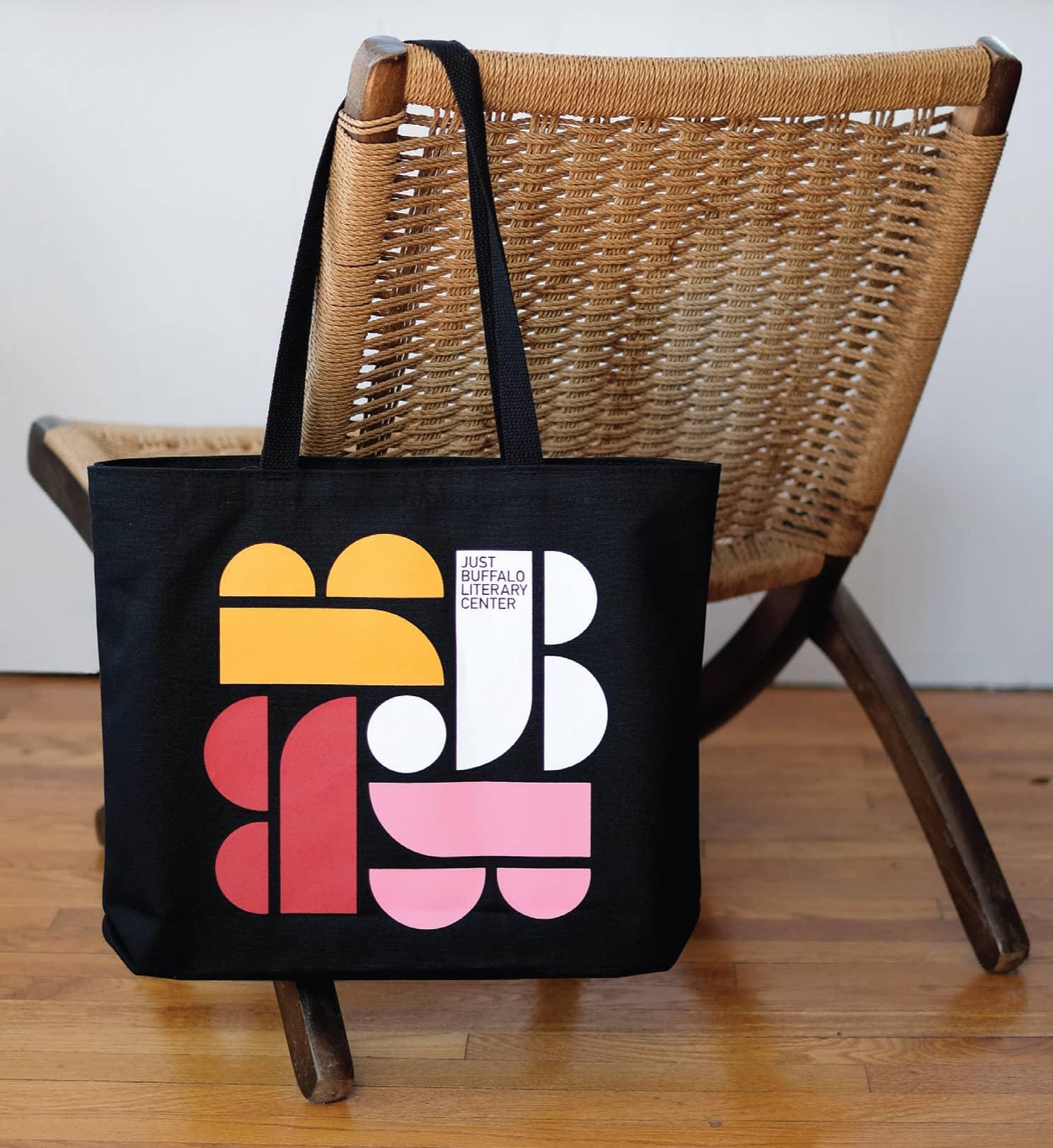 Just Buffalo Tote Bag (2018) - Just Buffalo Literary Center - Buffalo NY