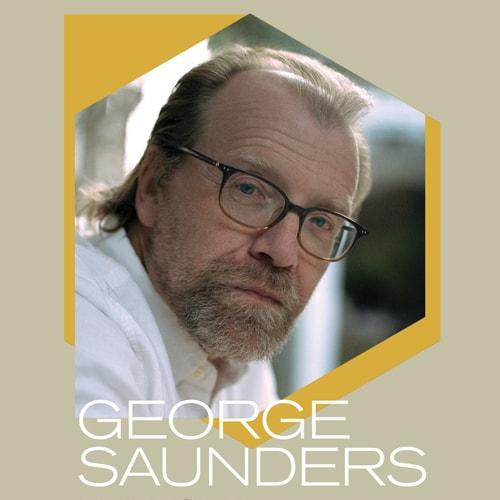 BABEL - George Saunders - Just Buffalo Literary Center - Buffalo NY