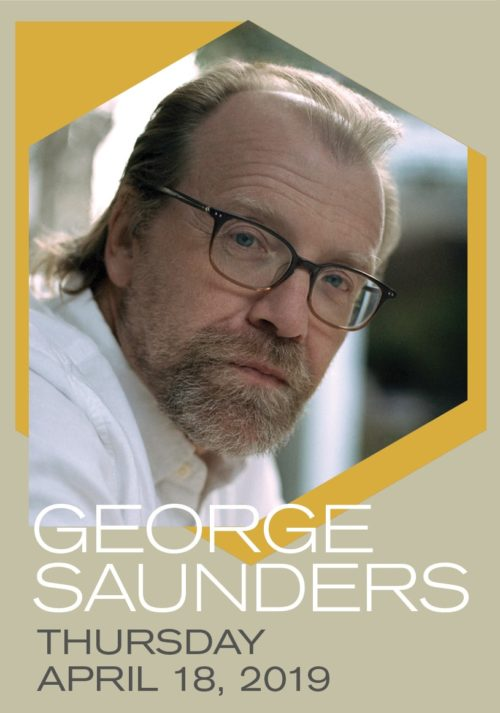 George Saunders - BABEL - Just Buffalo Literary Center - Buffalo, NY
