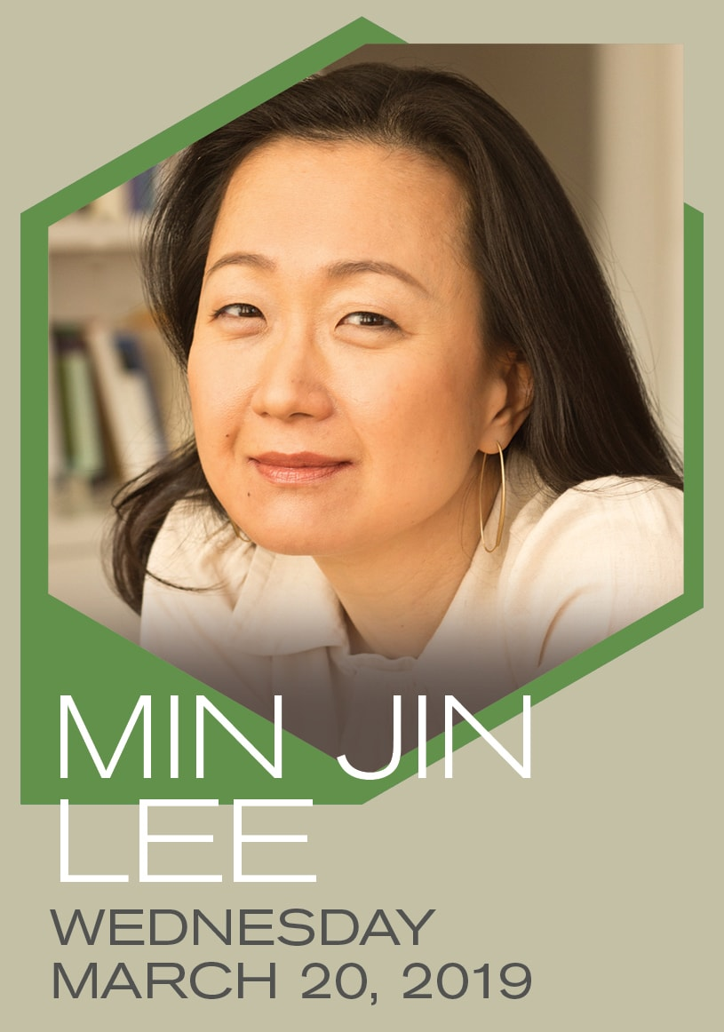 Min Jin Lee - BABEL - Just Buffalo Literary Center - Buffalo, NY