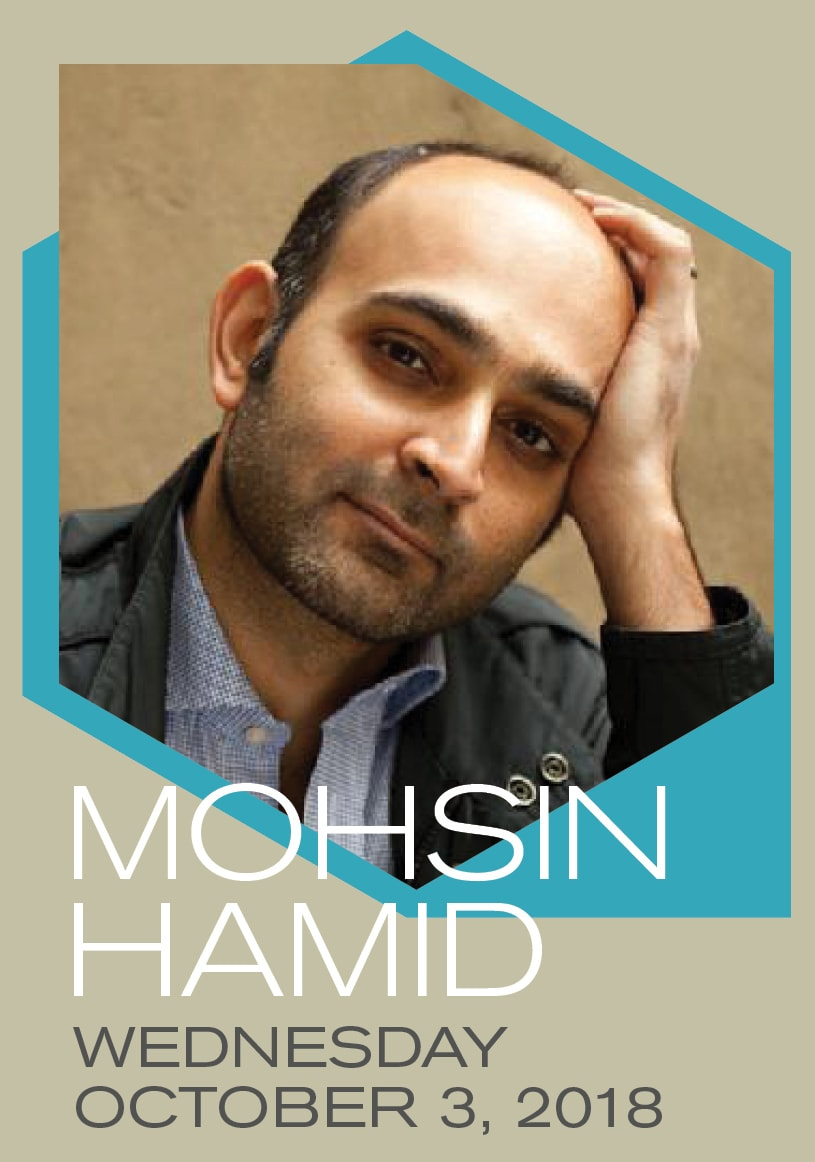 Mohsin Hamid - BABEL - Just Buffalo Literary Center - Buffalo, NY
