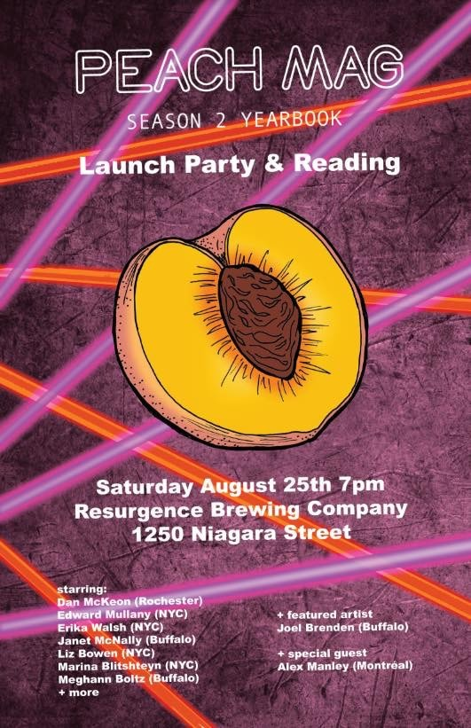 Peach Mag Presents: Season 2 Yearbook Launch Party