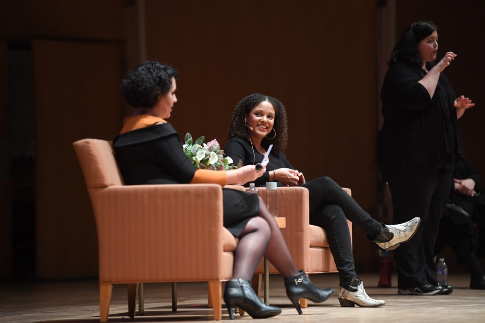Barbara Cole & Jesmyn Ward