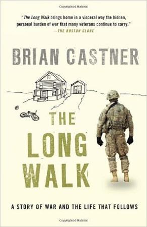Brian Castner - The Long Walk - Just Buffalo Literary Center