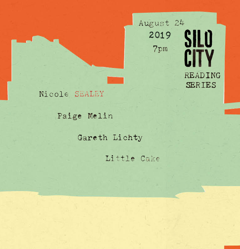 August 24 Silo City Reading