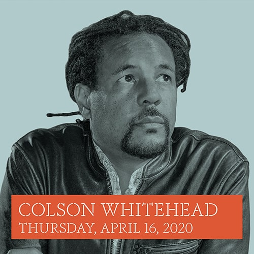 Babel - Colson Whitehead - Just Buffalo Literary Center