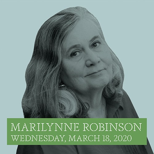 Babel - Marilynne Robinson - Just Buffalo Literary Center