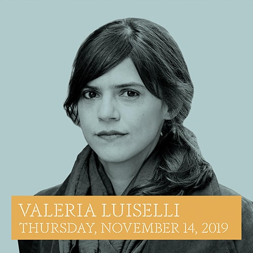 Babel - Valeria Luiselli - Just Buffalo Literary Center