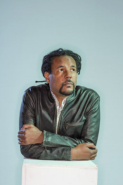 Babel - Colson Whitehead - Photo by Chris Close - Just Buffalo Literary Center