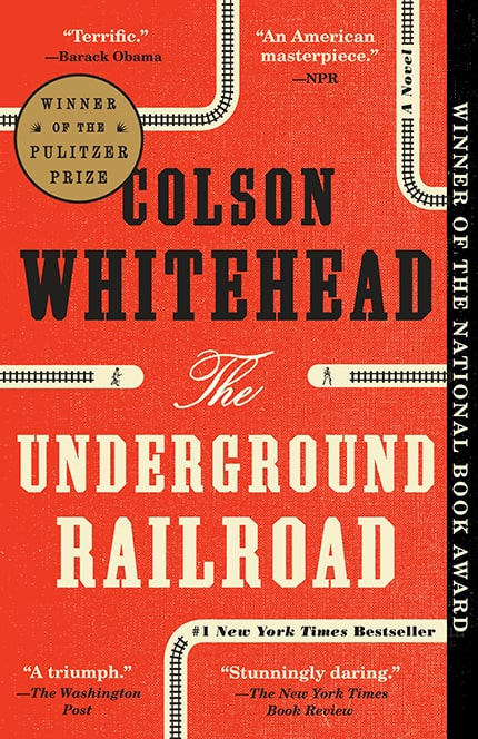 Babel - Colson Whitehead - The Underground Railroad - Just Buffalo Literary Center