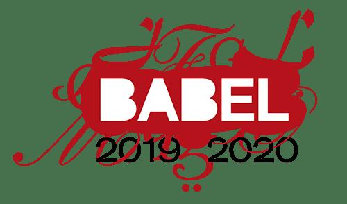 Babel - 2019-2020 Season - Just Buffalo Literary Center