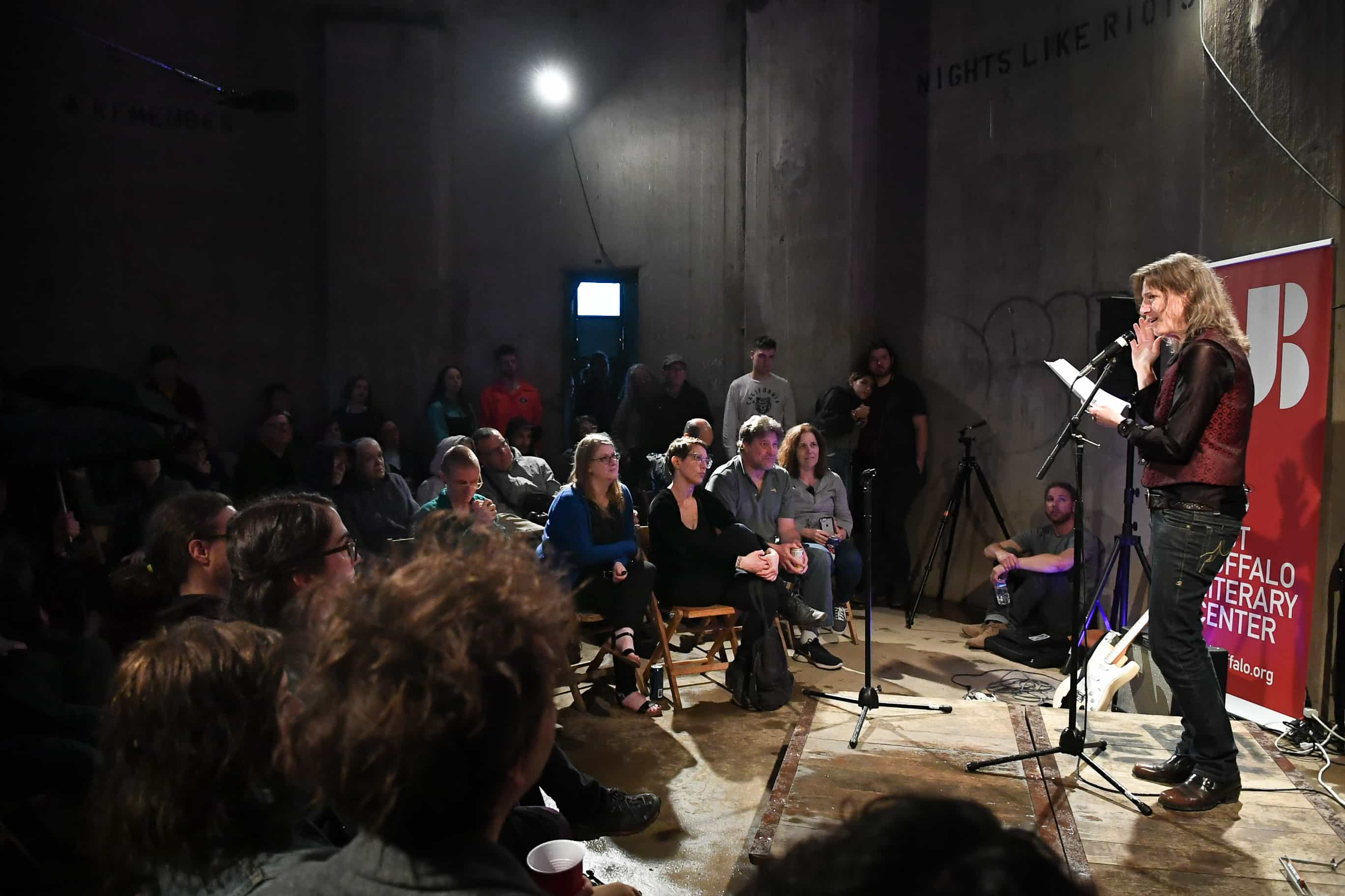 Kristianne Meal Silo City Reading Series June 1, 2019