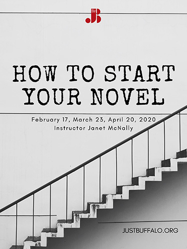 How To Start Your Novel with Janet McNally