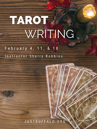 Tarot Writing with Sherry Robbins