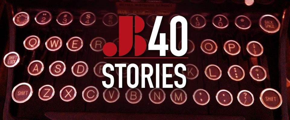 JB 40 Stories - Just Buffalo Literary Center