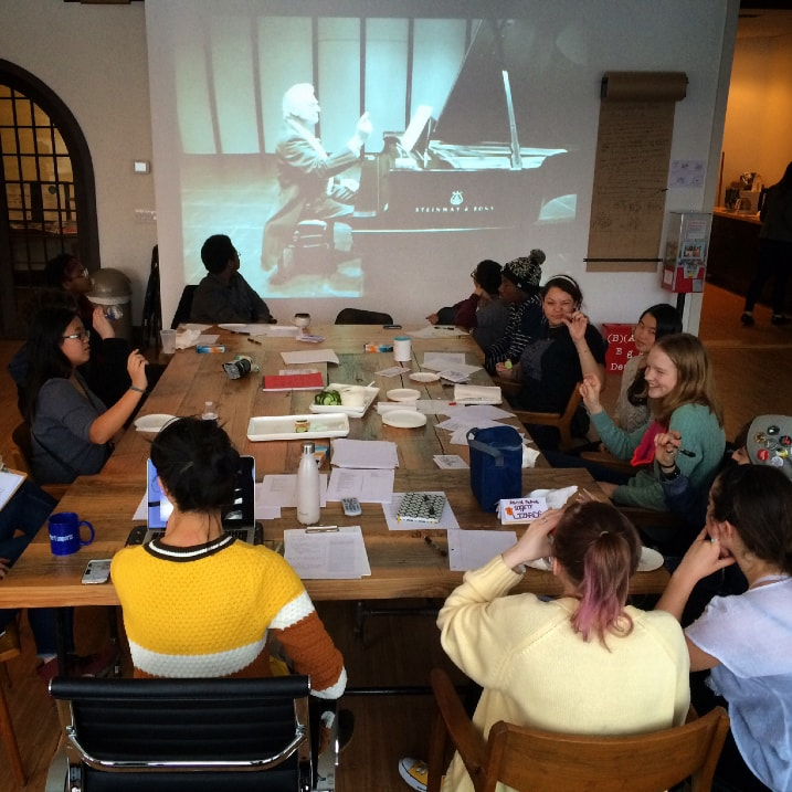 John Cale Youth Writing Workshop - Just Buffalo Writing Center