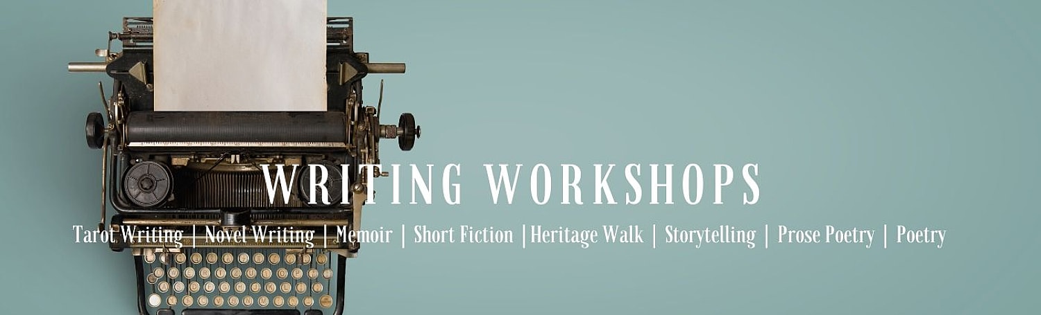 Writing Workshops - 2020 Home Page Banner - Just Buffalo Literary Center