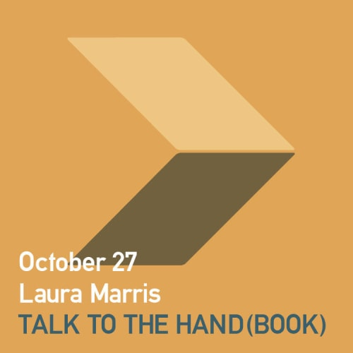 Talk to the Handbook - Fall 2020 Youth Writing Workshops - Just Buffalo - Buffalo NY