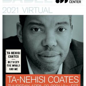 Virtual BABEL - Ta-Nehesi Coates - 2021 - Just Buffalo Literary Center - Buffalo NY