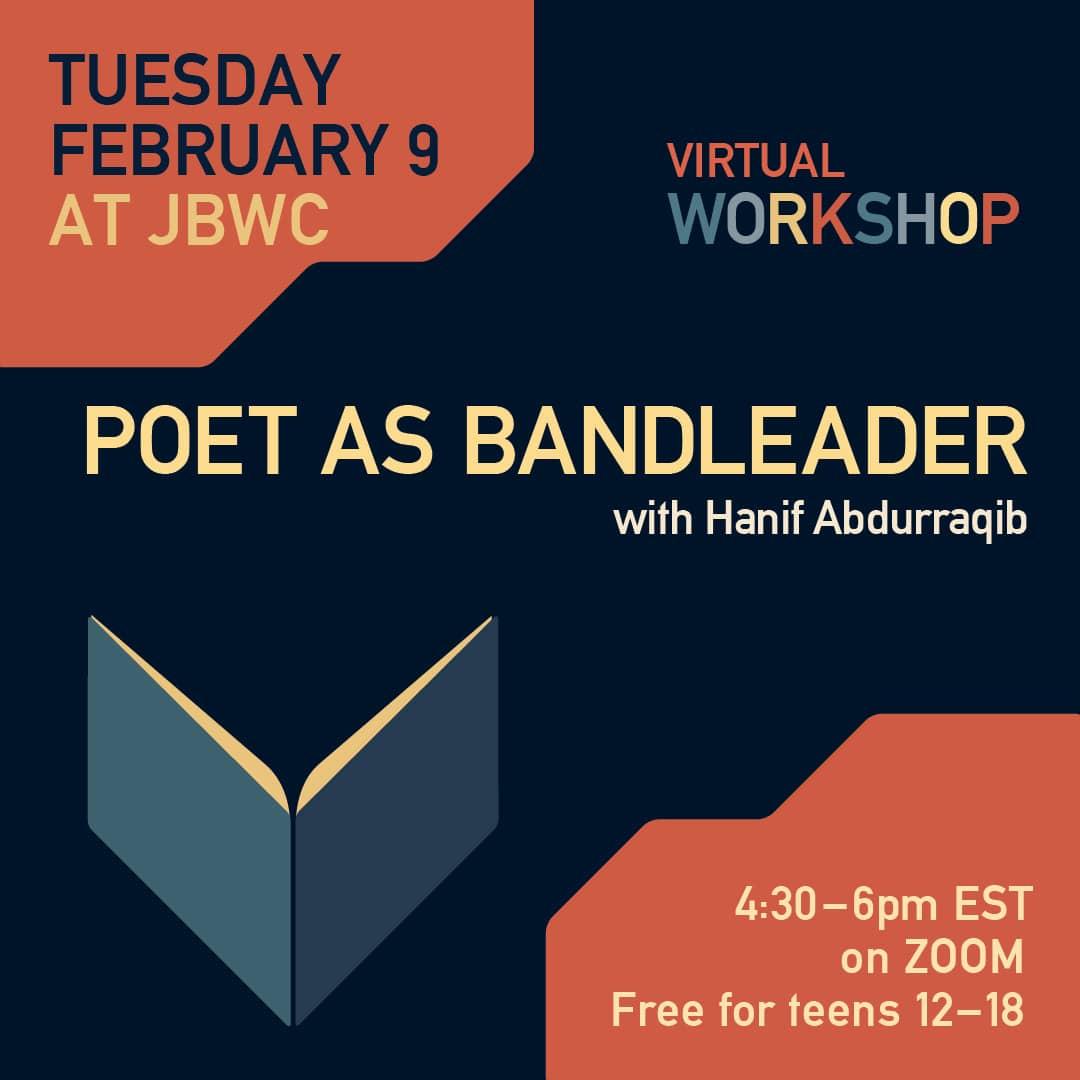 Poet as Bandleader
