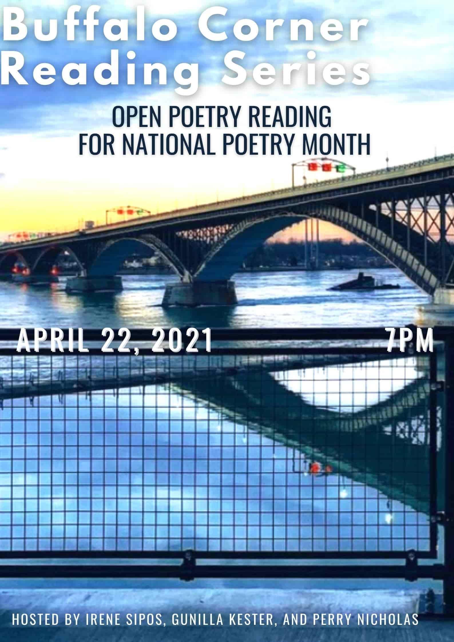 Buffalo Reading Corner April 2021