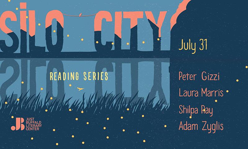 Silo City Reading Series July 2021