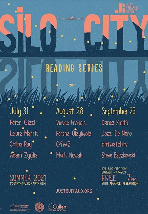 Silo City Reading Series 2021
