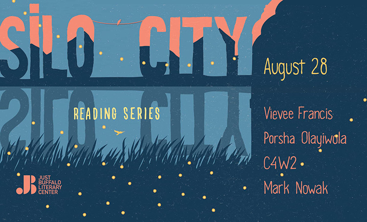 Silo City Reading Series August 2021